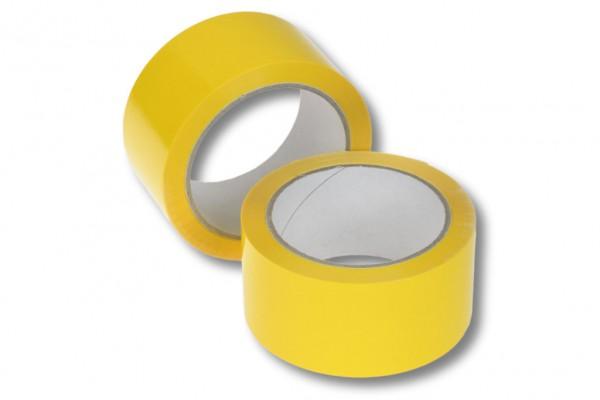 Farbige Paketklebebänder - Gelbes Paketband günstig online kaufen. Sofort lieferbar