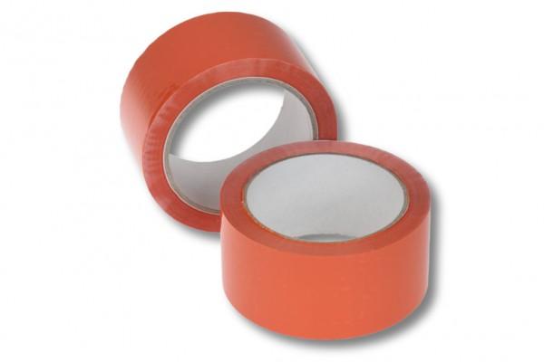 Farbige Paketklebebänder - Oranges Paketband günstig online kaufen. Sofort lieferbar