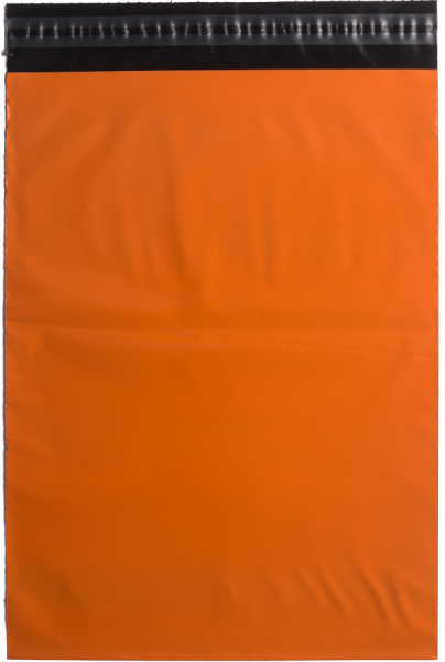 Versandtasche Orange XL 55 x 75 cm