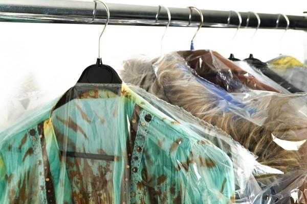 Kleider-Folienhüllen extra lang