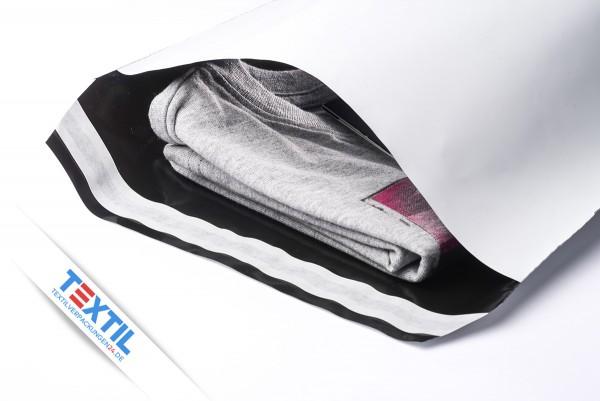 Textilversandtaschen 75my Folie