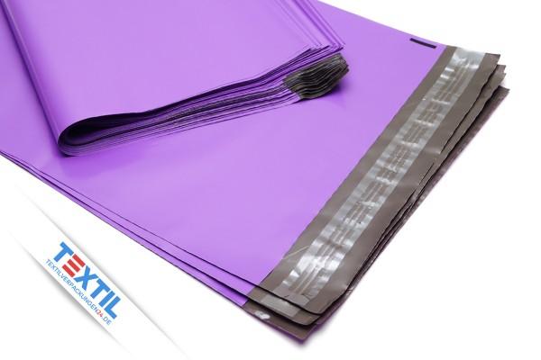 Farbige Versandbeutel, Versandtaschen violett
