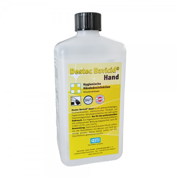 Händedesinfektionsmittel 1000 ml