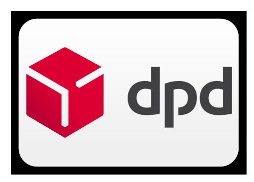 Wir versenden unsere Produkte mit DPD
